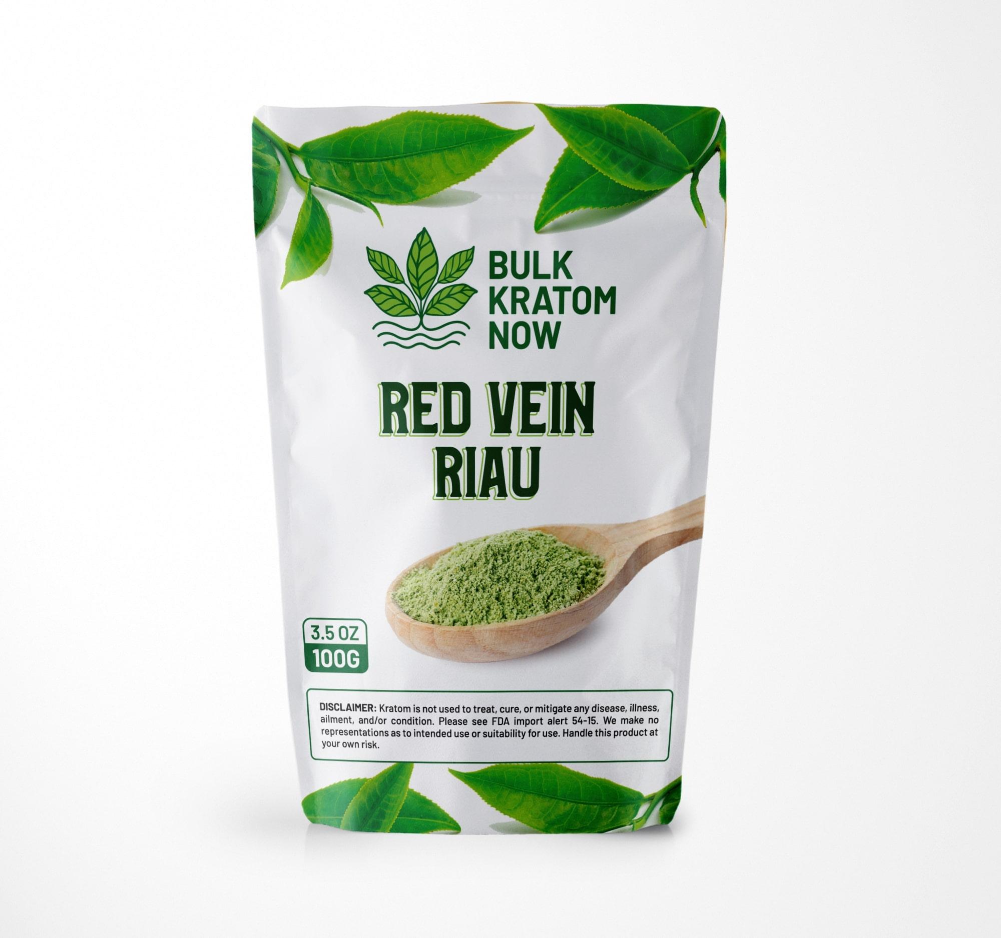 Red Riau Bulk Kratom