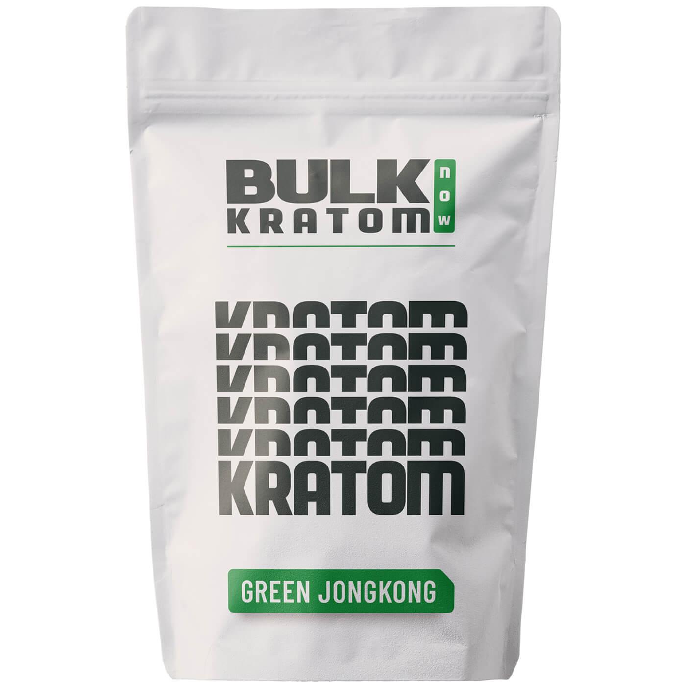 green jongkong kratom