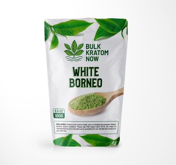 Bulk White Borneo Kratom Powder for Sale