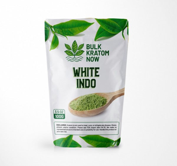 Bulk White Indo Kratom Powder for Sale