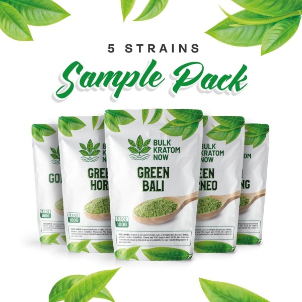 Kratom Variety Pack