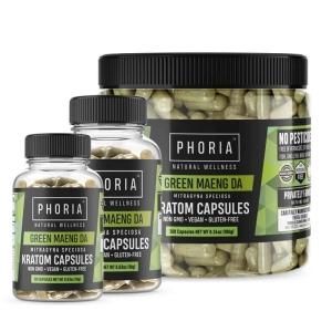 Phoria Kratom Vendor Review