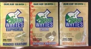 Prof. Whyte's Kratom Vendor Review